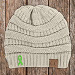 100% Donation - Arthritis Awareness Knit Beanie