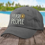 I Flash People Photography Hat