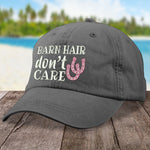 Barn Hair, Don't Care Hat