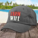 Farm Wife Hat