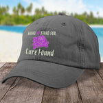 Donation - Cystic Fibrosis Cure Found Hat