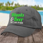 Blunts & Beer Hat