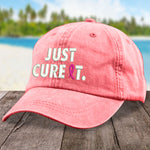 Donation - Breast Cancer Just Cure It Hat
