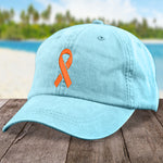 Leukemia Micro Ribbon Hat