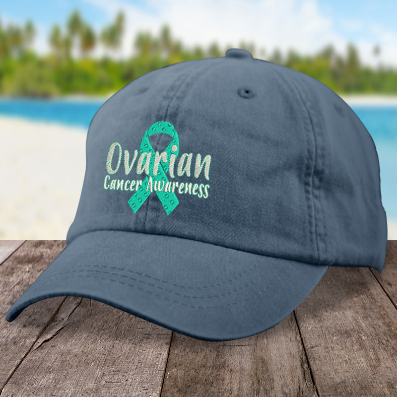 Donation Ovarian Cancer Awareness Hat Piper Lou Collection