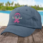 100% Donation - Breast Cancer For Aunt Hat