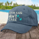 Gym Hair, Don't Care Hat