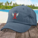 Heart Disease Wings Hat