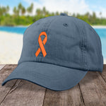 Donation - Leukemia Micro Ribbon Hat