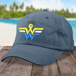 Down Syndrome Wonder Woman Hat