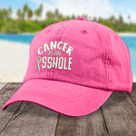 Brain Cancer Is An Asshole Hat