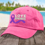 Alzheimer's Love Remembers Hat