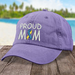 Down Syndrome Proud Mom Hat