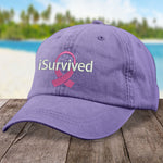 Breast Cancer iSurvived Hat