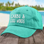 Carbs & Cuss Words Hat