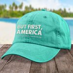 But First, America Hat