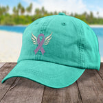 Donation - Alzheimer's Angel Wings Hat