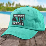 Straight Outta Pencils Hat