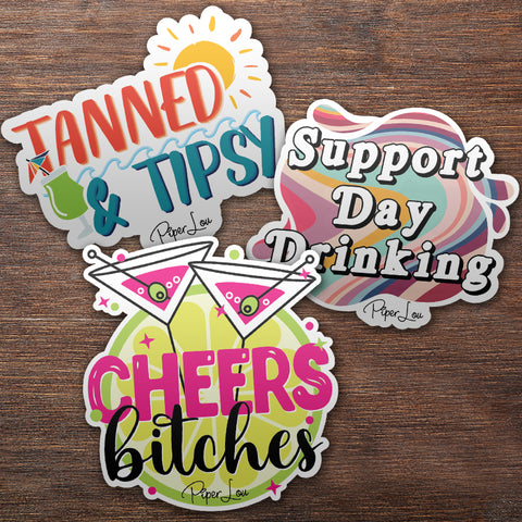 Drinking Sticker Pack