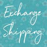Exchange Shipping - Apparel/Hats