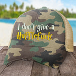 I Don't Give a Hufflefuck Hat