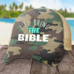 I'll Bring The Bible Hat