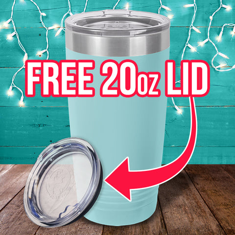 FREE 20oz Replacement Lid (Just Pay Shipping)