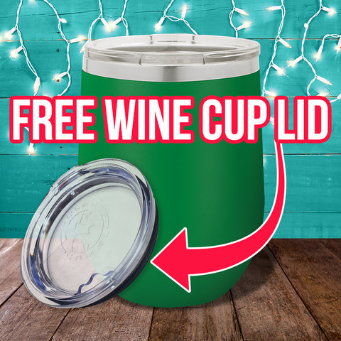 FREE Wine Cup Replacement Lid (Just Pay Shipping)