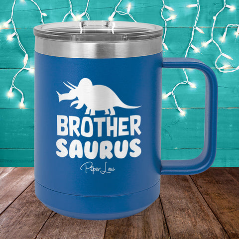 Brother Saurus 15oz Coffee Mug Tumbler