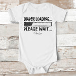 Baby Apparel | Diaper Loading Baby Onesie