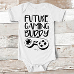 Baby Apparel | Future Gaming Buddy Baby Onesie