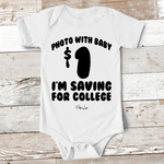 Baby Apparel - Photo With Baby Baby Onesie