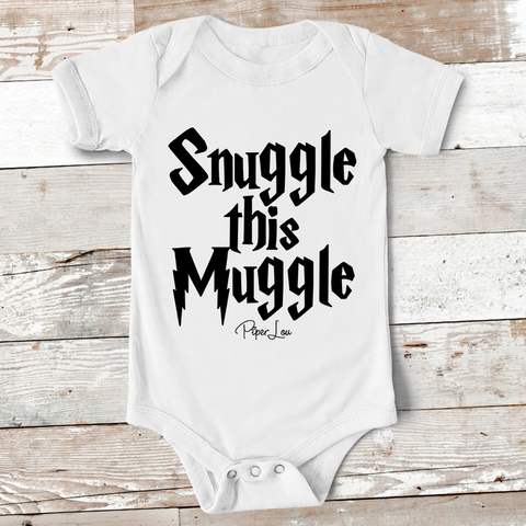 Baby Apparel | Snuggle This Muggle Baby Onesie