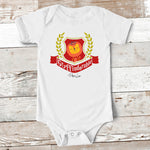 Baby Apparel | Gryffindorable Baby Onesie