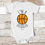 Baby Apparel | I'm A Dribbler Baby Onesie
