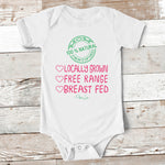 Baby Apparel | 100% Natural Baby Onesie