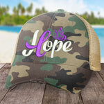Donation - Arthritis Butterfly Hat