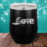 Potter Love Stemless Wine Cup