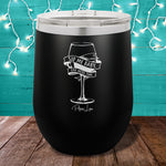 Sip Me Baby One More Time 12oz Stemless Wine Cup