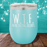 Wine Tasting Friends Stemless Wine Cup