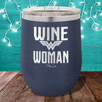 Wine Woman 12oz Stemless Wine Cup
