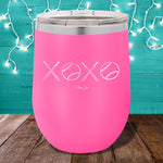 XOXO  12oz Stemless Wine Cup