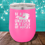 Be A Unicorn 12oz Stemless Wine Cup