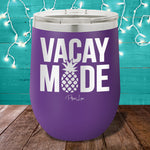 Vacay Mode 12oz Stemless Wine Cup