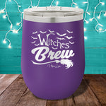 Witches Brew Stemless Wine Cup