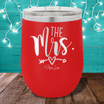 The Mrs. 12oz Stemless Wine Cup