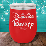 Drinking Beauty Stemless Wine Cup