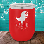 Winosaur 12oz Stemless Wine Cup