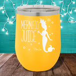 Mermaid Juice 12oz Stemless Wine Cup