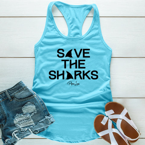 100% Donation - Save The Sharks
